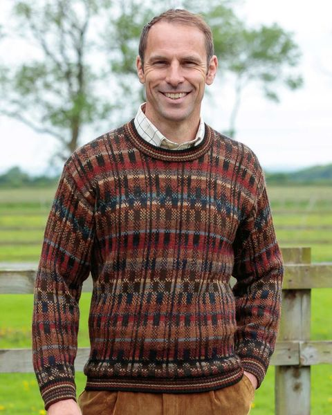 Alpaca Sweater - Mens