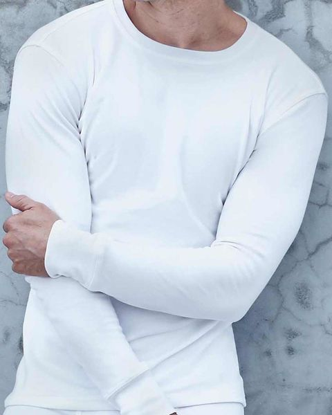 Jockey Thermal Long Sleeve T-Shirt - Mens