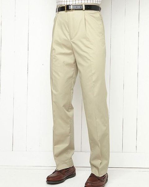 Lightweight Cotton Trousers