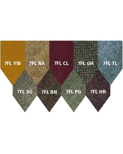 Pure Wool Ties