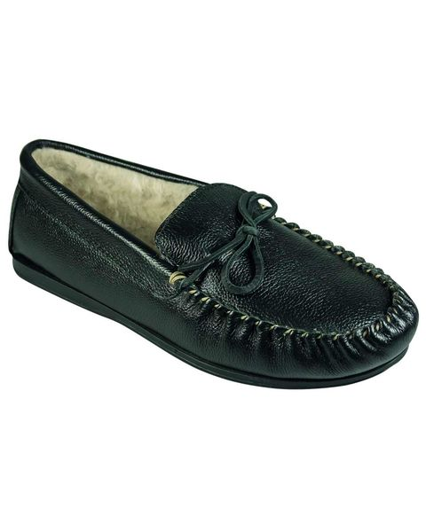 Moccasin Slipper