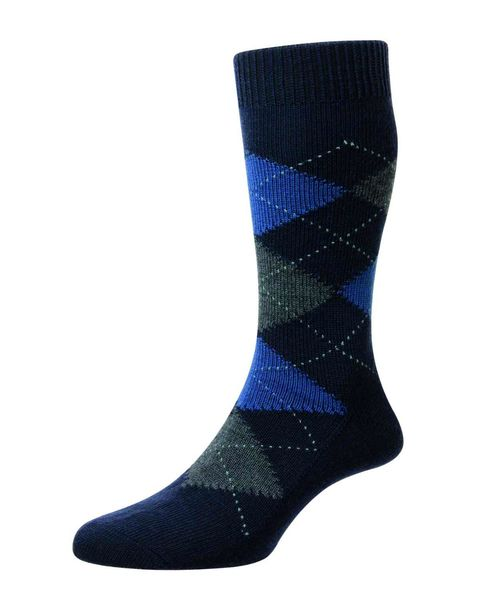 Pantherella Wool blend Argyll Socks