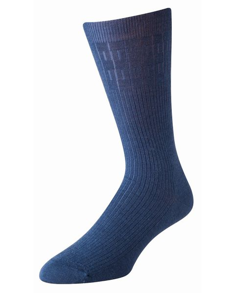 Viyella Soft Top Socks