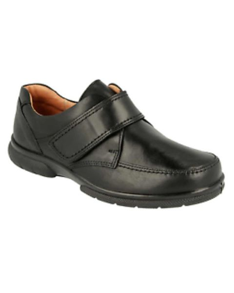 DB Wider Fit Velcro Fastening Shoe