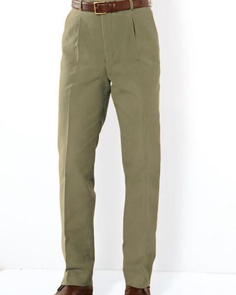Moleskin Trousers - Mens