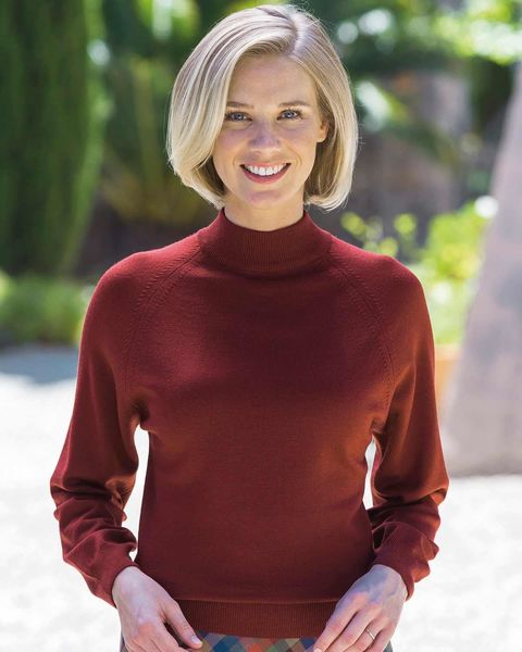 Merino Chilli Turtle Neck Sweater