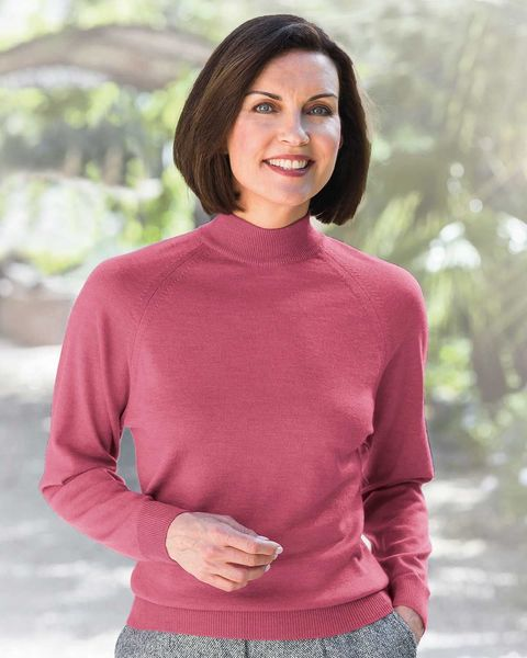 Merino Turtle Neck Sweater