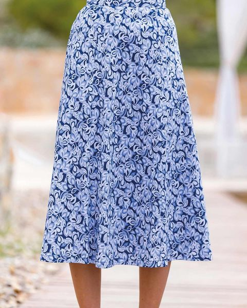 Orla Pure Silky Cotton Skirt