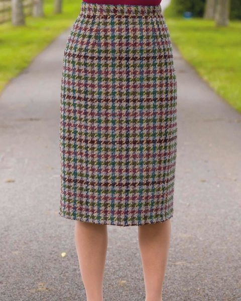 Burton Straight Skirt