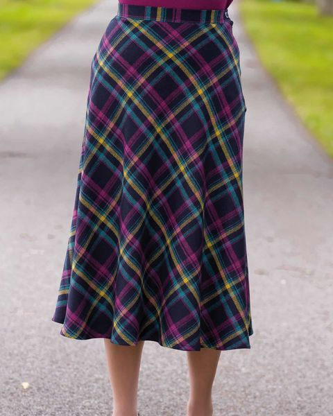 Atworth Wool Rich Skirt
