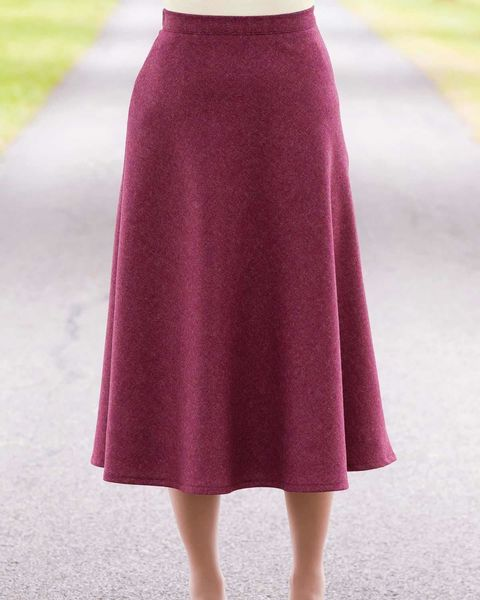 Amesbury Pure Wool Skirt
