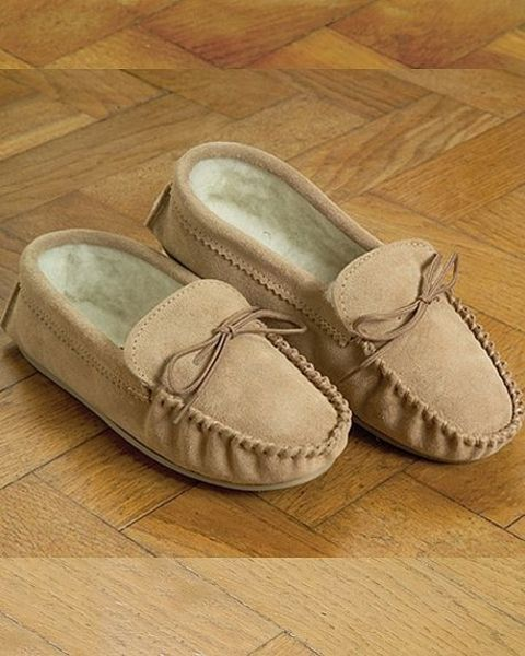 Lambswool Moccasin