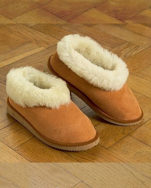 Sheepskin Slipper Boot