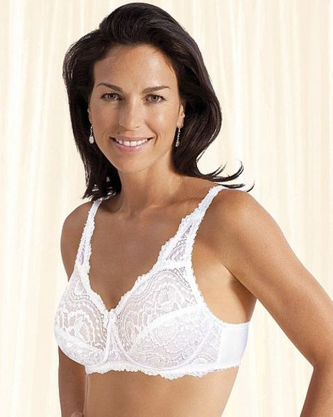 Playtex Flower Lace Bra