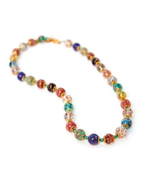 Handmade Murano Glass Necklace