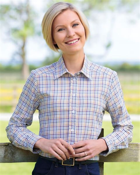 Country Check Shirt