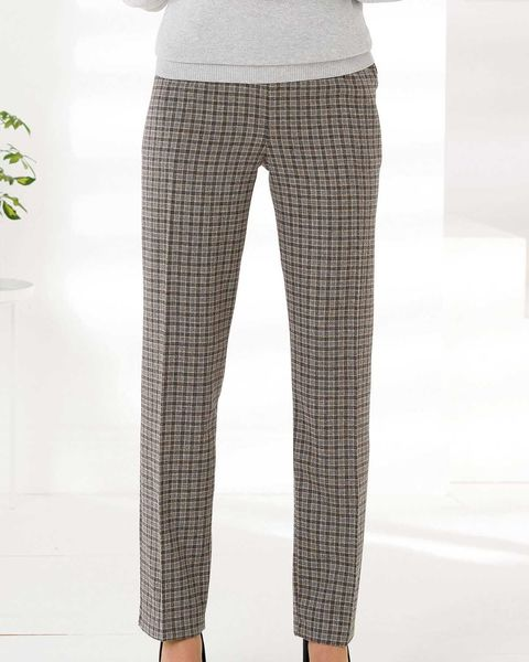 Newquay Wool Mix Pull on Trousers