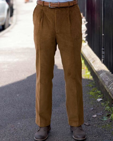 Needlecord Trousers  Mens